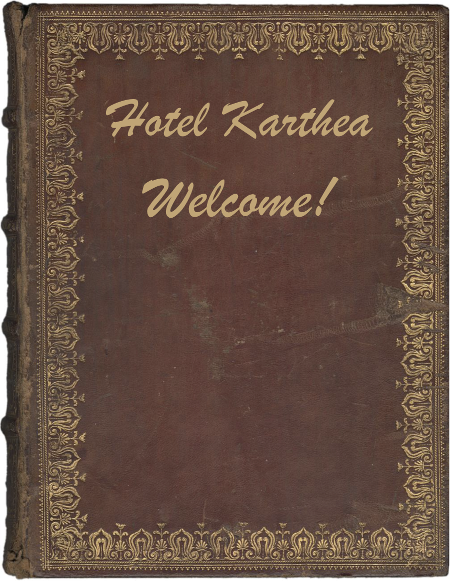Hotel Karthea Brochure